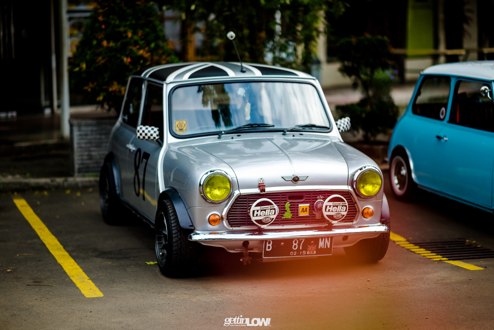 Jakarta Morris Club X Euro Retro Enthusiast Sunday Morning Meet