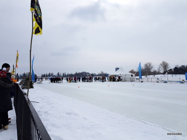 ice dragon boat race 2018