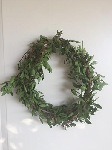 Mastic Wreath