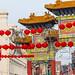 Liverpool China Town Gates