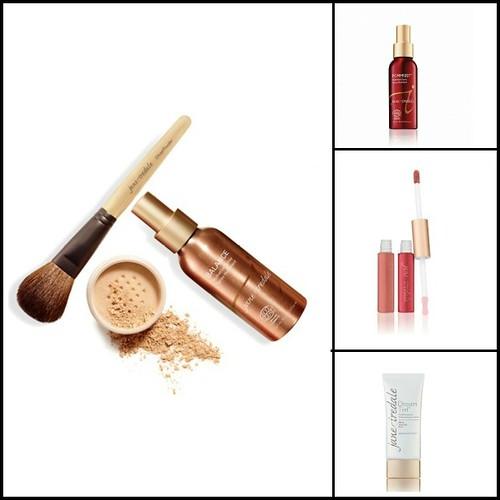 Multi-tasking makeup products