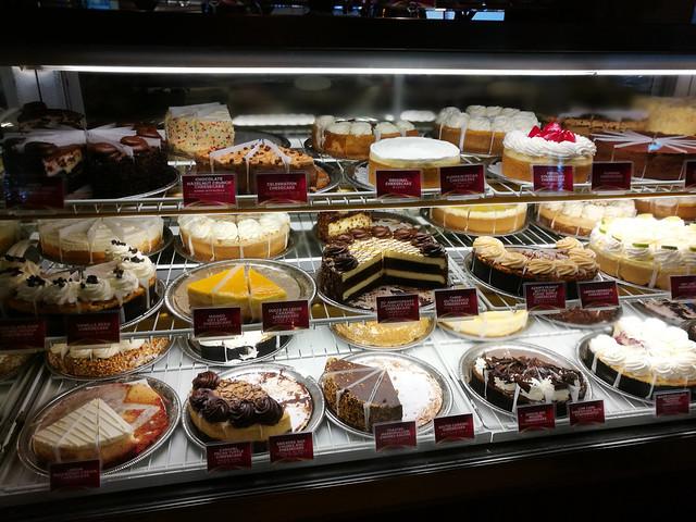 Varieties of Cheesecake
