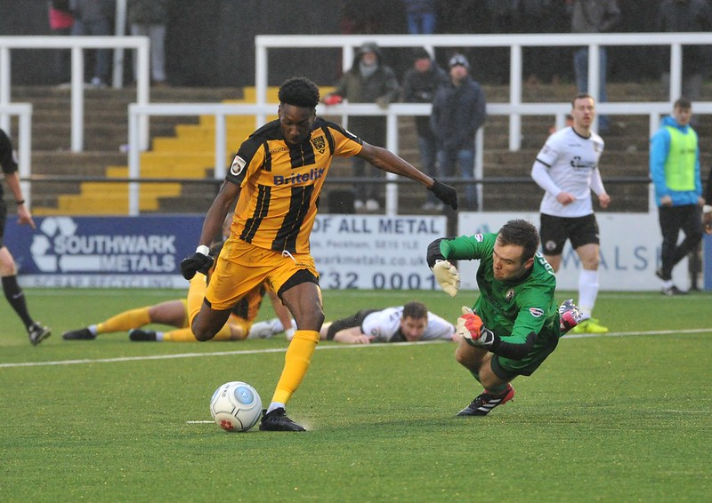 Bromley 2-2 Maidstone United