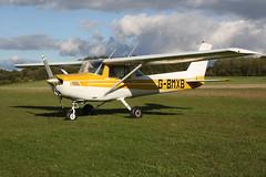 G-BMXB Cessna 152 [152-80996] Popham 081017