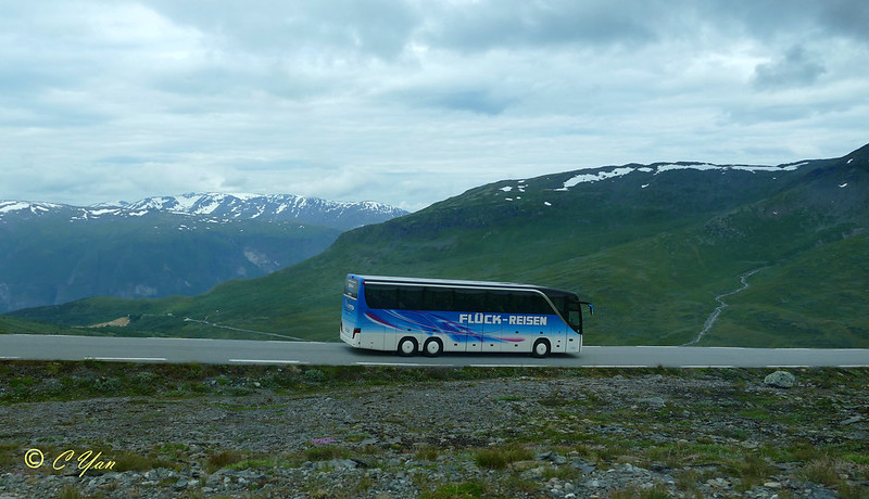 Transportation/Camp - Norway