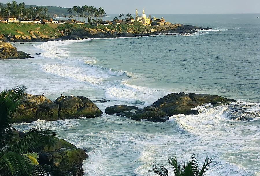 Ковалам,Керала, Индия © Kartzon Dream - авторские путешествия, авторские туры в Индию, тревел видео, фототуры