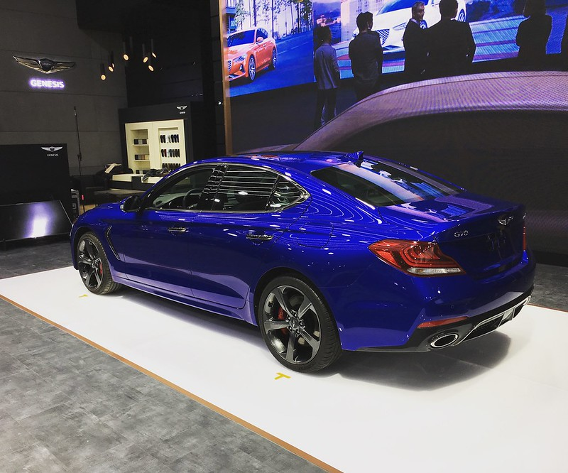 Autos Ca Forum Best Look At The Upcoming G70 So Far