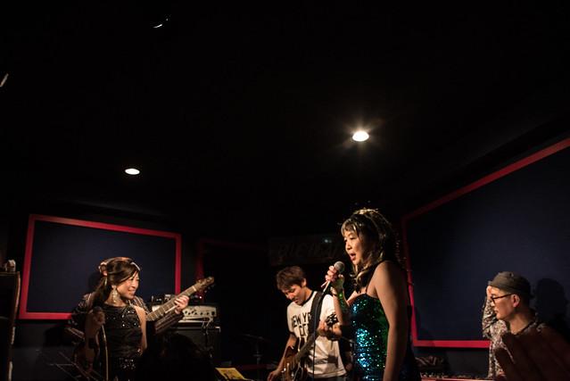SPARKLES live at BLUE HEAT, Tokyo, 28 Jan 2018 -00206