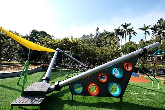 【台北特色公園】萬芳四號公園、萬芳六號公園9