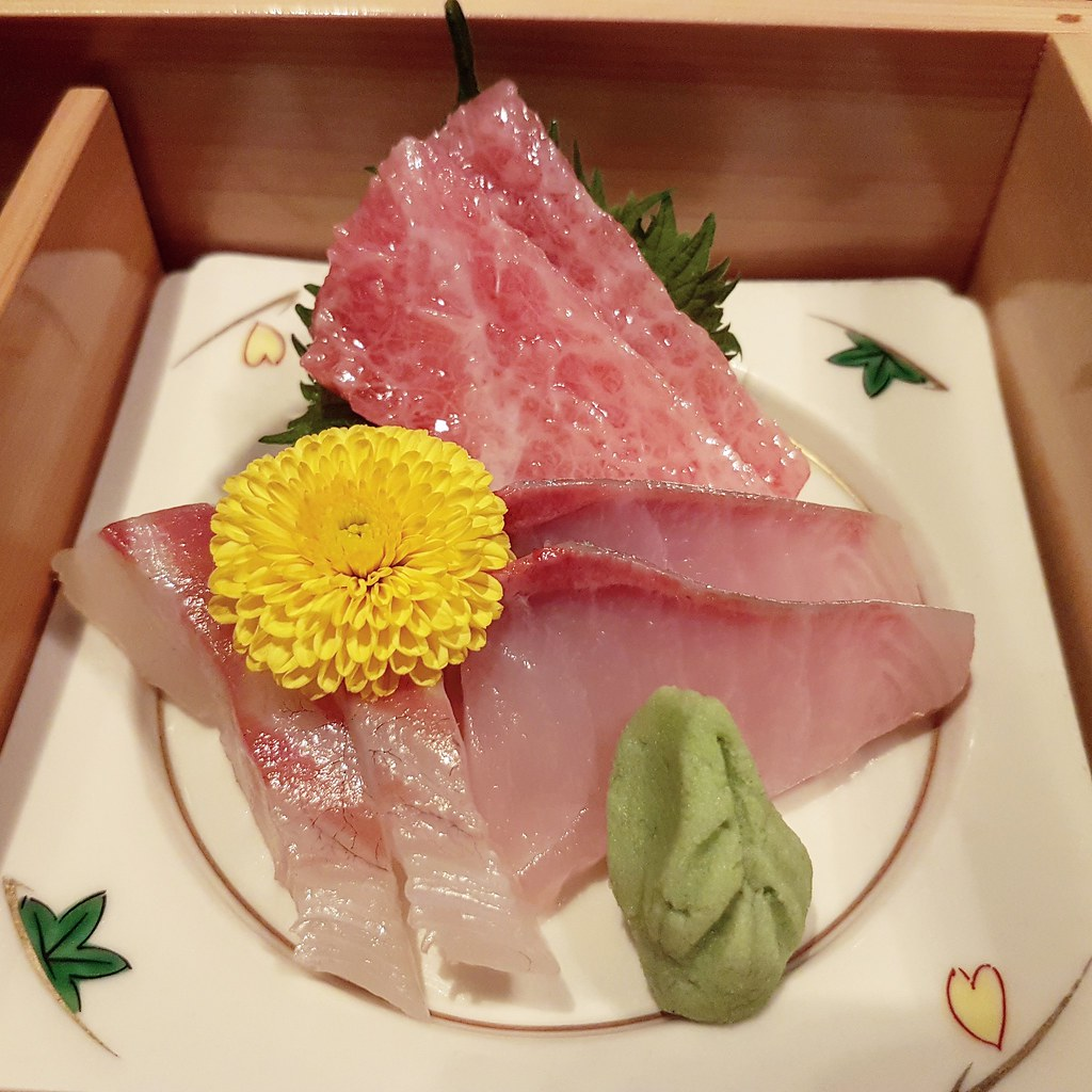 Sea Bream, Ohtoro, Kampachi