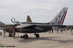 E42 705-TA - E42 - French Air Force - Dassault-Dornier Alpha Jet E - Luqa Malta 2017 - 170923 - Steven Gray - IMG_0524