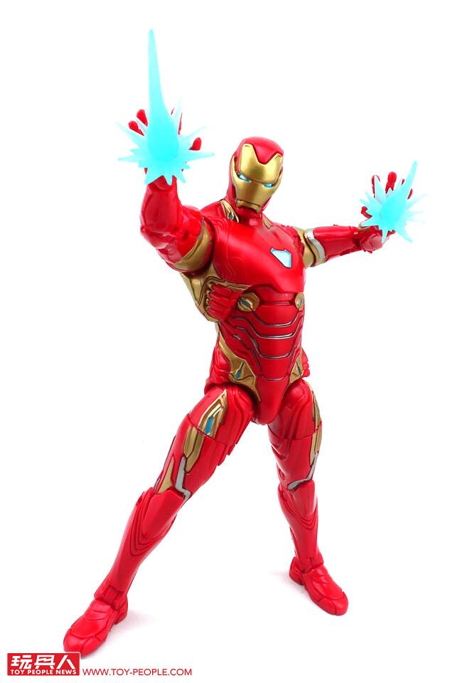 【得獎名單公布】佈局十年、終將一戰!狂傲無限的泰坦暴君、霸氣降臨! 孩之寶漫威傳奇系列「復仇者聯盟3:無限之戰」6吋人物組 開箱報告