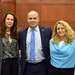 Rep. Livvy Floren (R-Greenwich, Stamford) with Megan Ferraro (Executive Director of The Zac Foundation, Karen Cohn, and Joseph and Pam Fedorko prior to the start of the Water Safety Information Forum on February 27, 2018 in Hartford. The forum, organized by the families of Zac Cohn and Emily Fedorko, was held to raise awareness and educate the public on the importance of swimming, watersport, and boating safety. Both Zac and Emily tragically lost their lives to water-related accidents, and their families have turned their grief into resolve in order to prevent further incidents. Rep. Floren is a strong supporter of their work and is proud to stand with them.