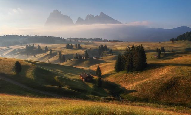 Alpe di Siusi Seiser, Nikon D810A, AF-S Nikkor 28-300mm f/3.5-5.6G ED VR