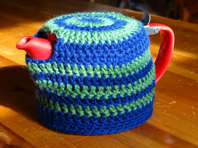 Stump Teapot Cosy