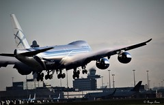 AirBridgeCargo B747  VP-BBL