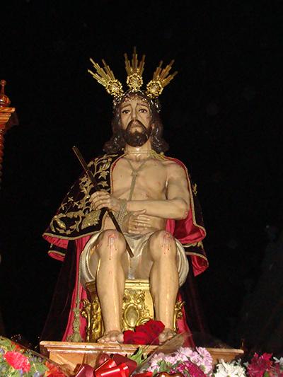 Antigua y Venerable Hermandad y Cofradía de Nazarenos de Nuestro Padre Jesús del Ecce-Homo, Nuestra Señora del Mayor Dolor y El Beato Ceferino Mártir (Los Gitanos).