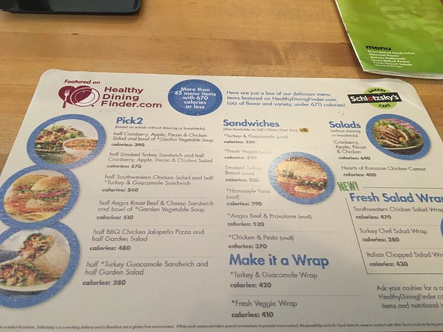 Fast food roundup