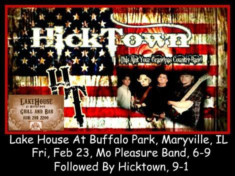 HickTown 2-23-18