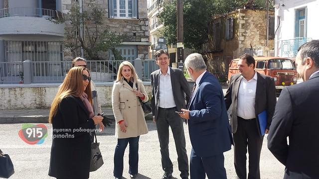 Επίσκεψη Γαβρόγλου στην Τρίπολη 2018