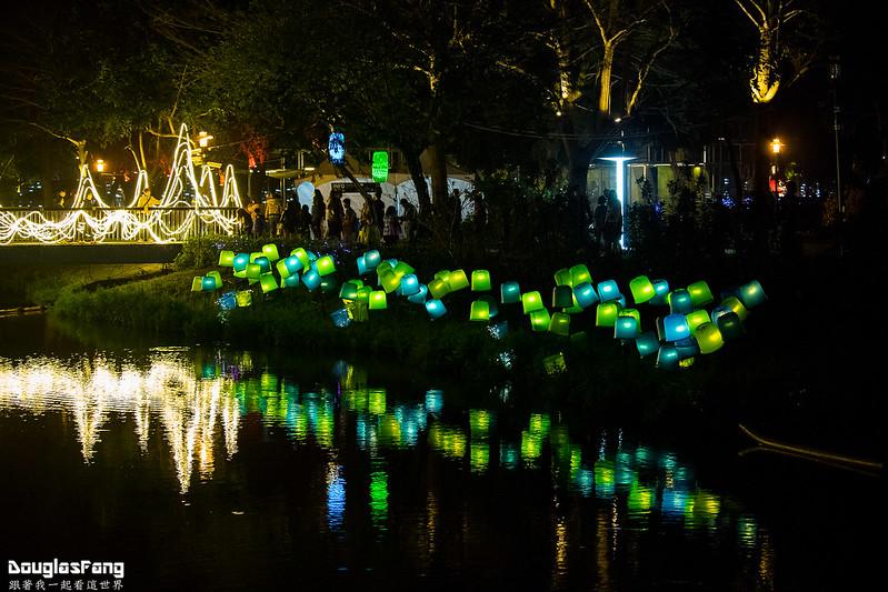 【遊記】台南鹽水月津港燈節 (25)