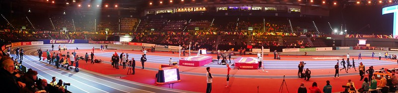 IAAF World Indoor Championships 2018 - 2