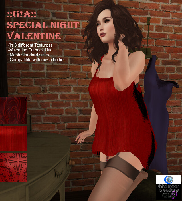Special Night Valentine Vendor