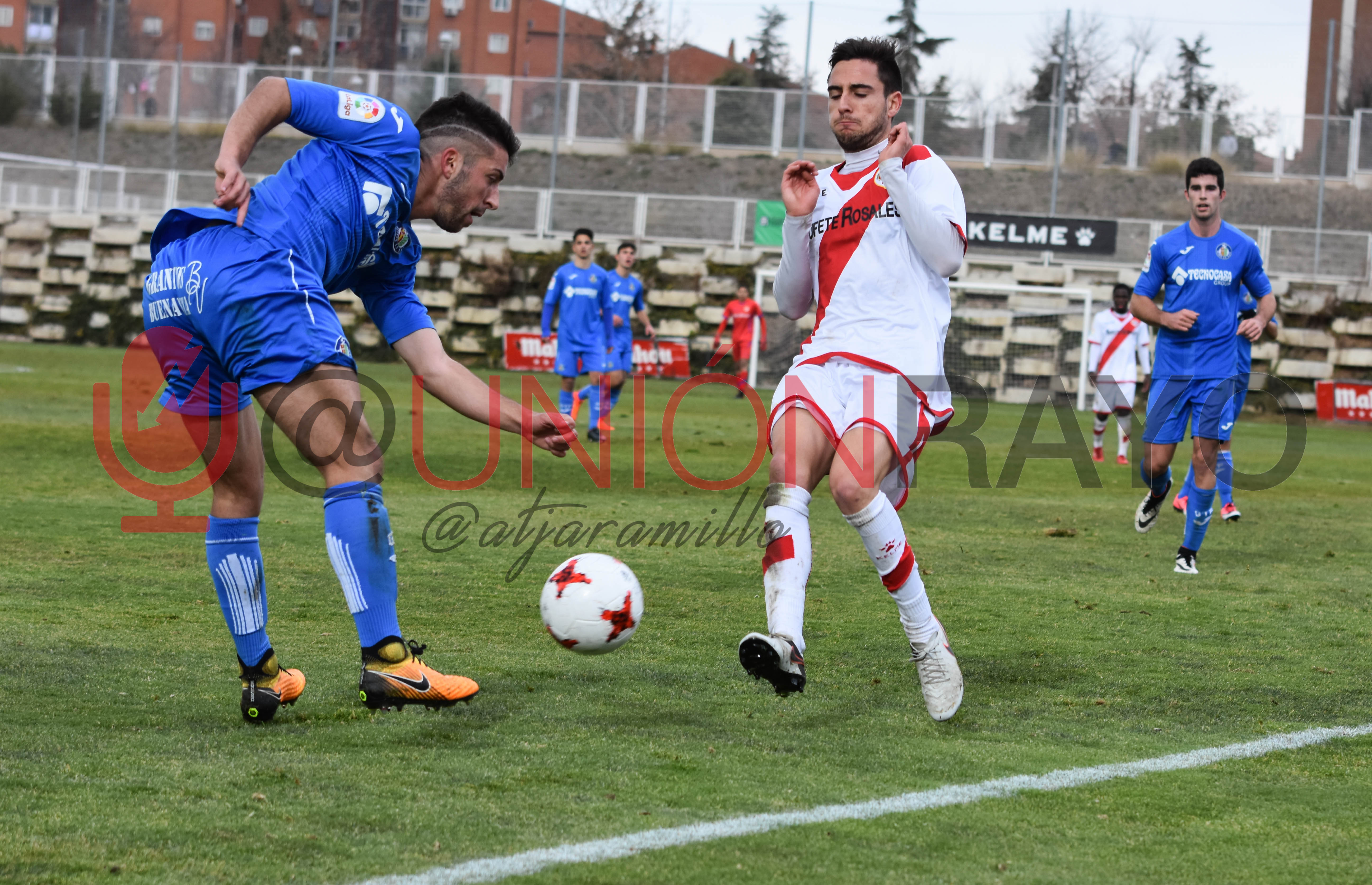 Rayo B 0-1 Getafe B