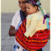 Grandma and Granddaughter - Oaxaca, Mexico por TravelsWithDan