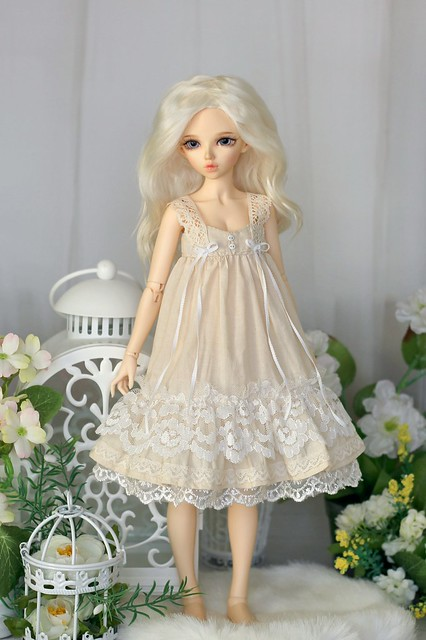 Mori style dress