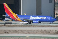 N7857B B737-700 Southwest