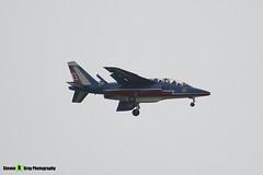 E114 0 - E114 - Patrouille de France - French Air Force - Dassault-Dornier Alpha Jet E - RIAT 2008 Fairford - 070711 - Steven Gray - IMG_6344