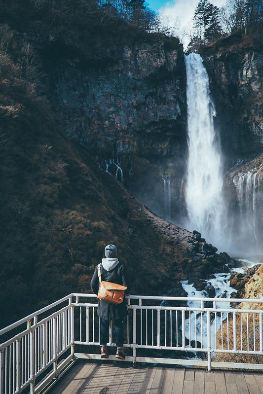 華嚴瀑布|日光 Nikko
