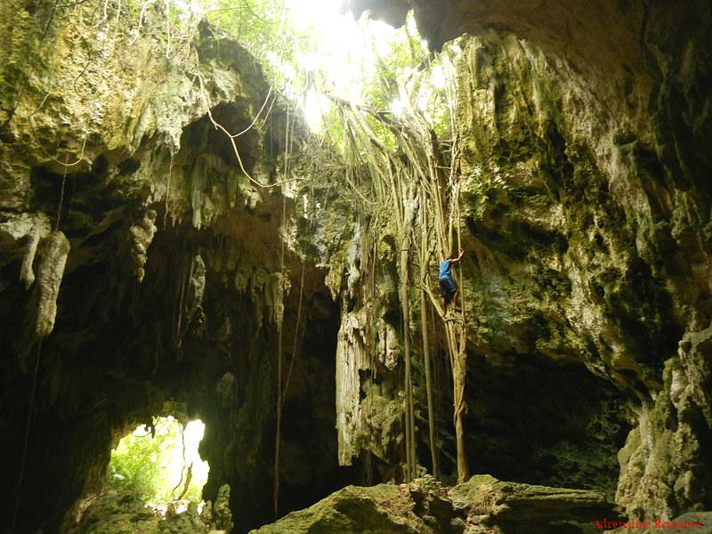 Mainit Mabugnaw Cave