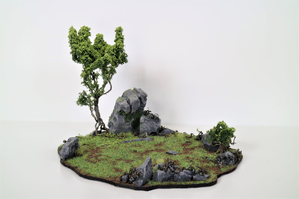 Runewars MIniatures Thorn-Choked Circle