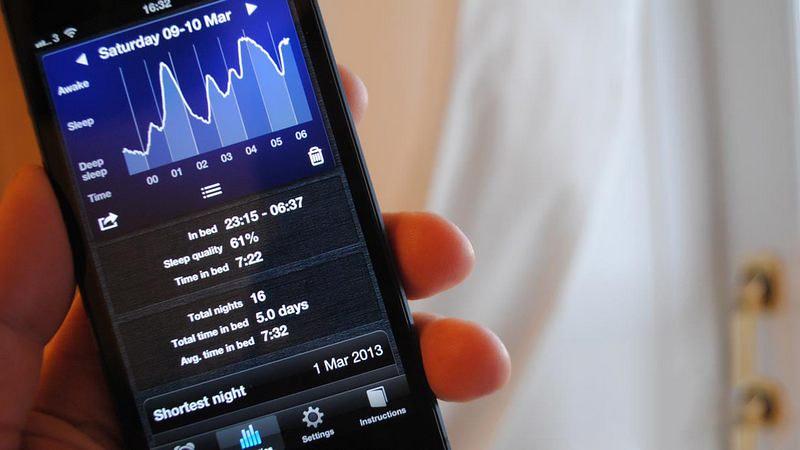 L'application Sleep Cycle pour Android permettra bientôt aux utilisateurs de suivre leur sommeil en utilisant le son