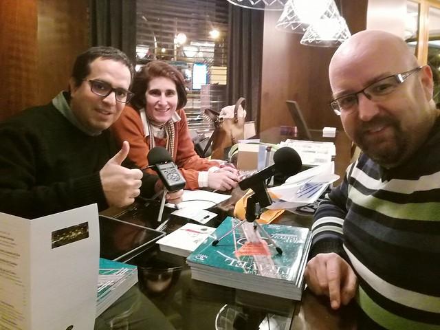 Grabacion Podcast