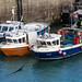 Newquay Fishing Boats 29th October 2017 #2