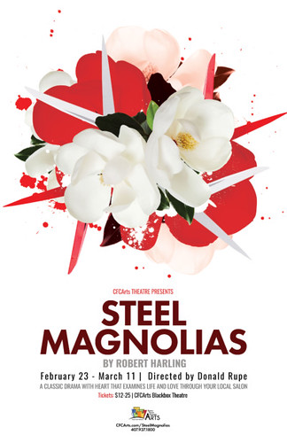 """Steel Magnolias"" Presented by CFCArts Theatre"