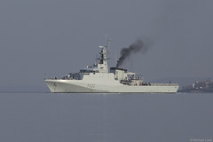 HMS Forth, P222; Firth of Clyde, Scotland