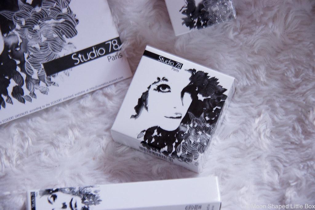 Studio 78 Paris kosmetiikkatuotteet