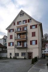 Rheineck - Zur alten Farb (built 1745)