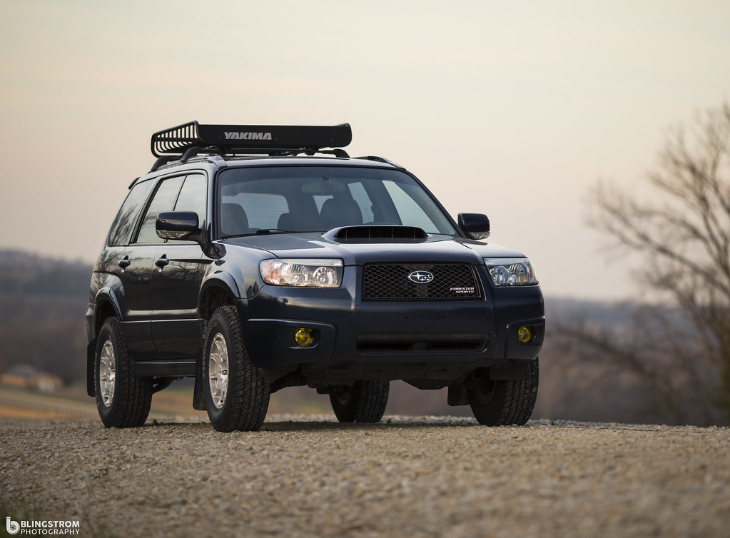 06-'08) - Lift Kits - Any thoughts? | Subaru Forester Owners