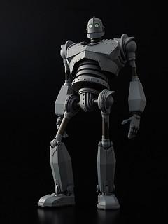 千值練 RIOBOT 《鐵巨人》「鐵巨人」 懷念登場!1/80 アイアン・ジャイアント