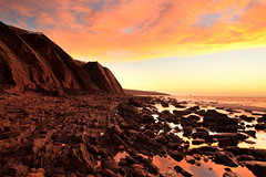 Hallett Cove Sunset