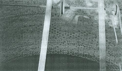कनारदी में  बना नया कुआँ। असमें रबी के मौसम में भी पर्याप्त पानी देखा जा सकता है