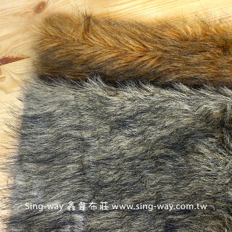 【限宅配】混色長毛 動物海 奢華裝飾佈置 櫥窗飾品佈置 玩偶 K1690007