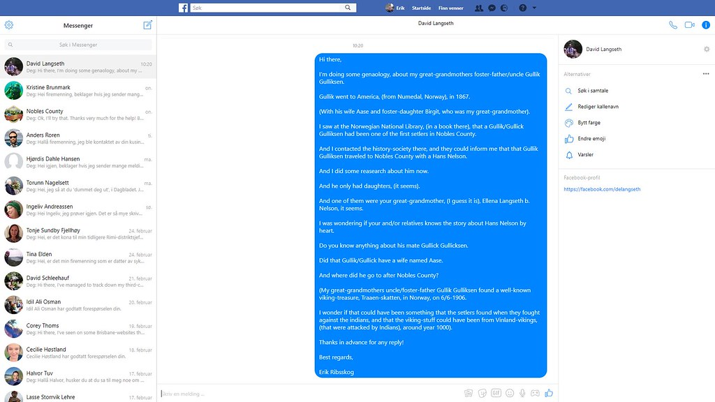 david langseth facebook 2