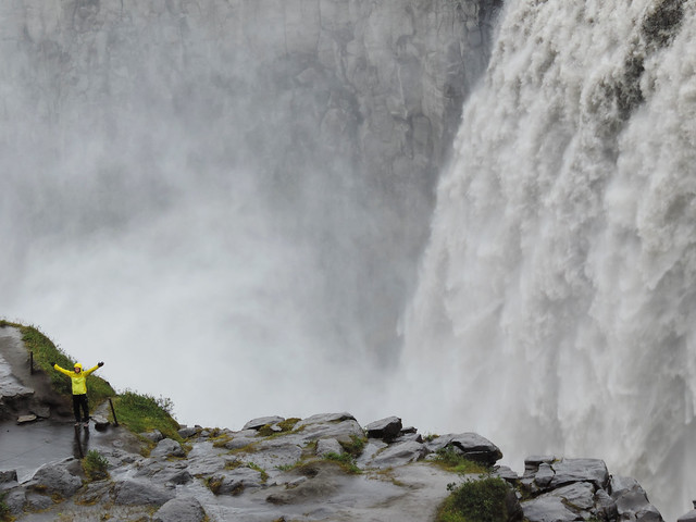 Dettifoss, Northern Iceland