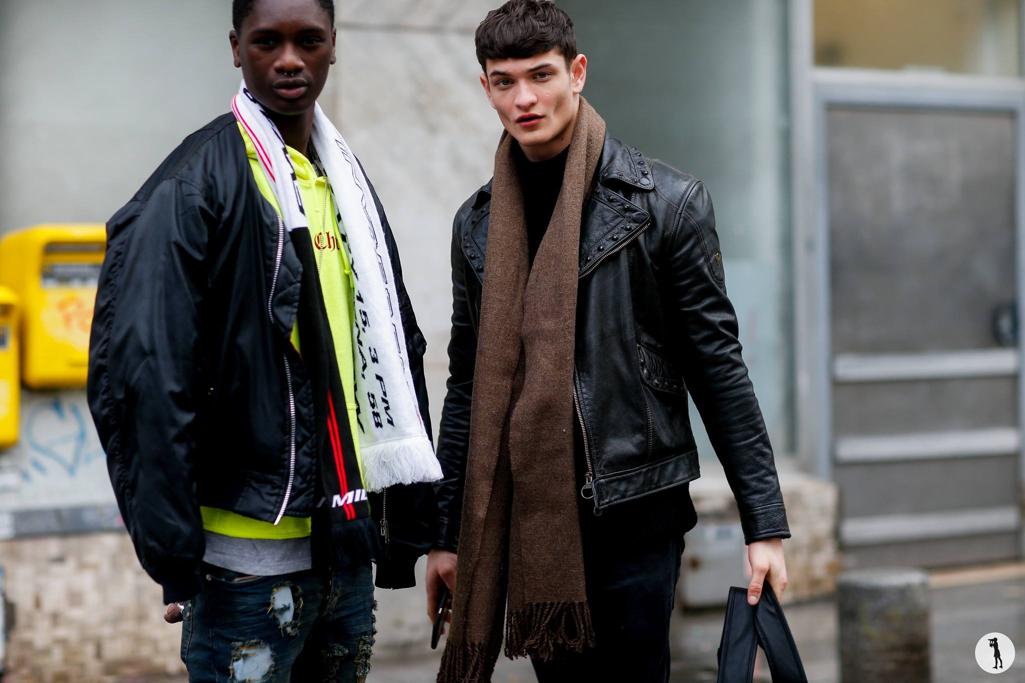 Models - Paris Fashion Week Menswear FW18-19 (2)